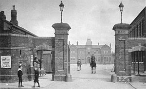 Seaforth Barracks - Seaforth Barracks