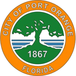 Port Orange, Florida - Image: Seal of Port Orange, Florida