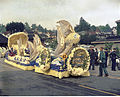 Seattle City Light Seafair float, 1956.jpg
