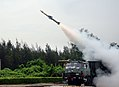 Second test of DRDO QRSAM.jpg