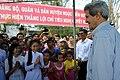 Secretary Kerry Greets Students in Mekong Delta Village (11381309495).jpg