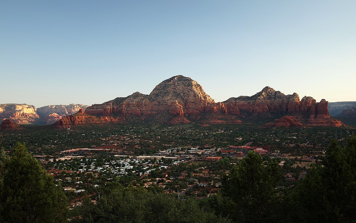 Sedona Arizona Wikipedia