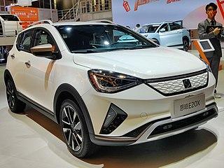 Sehol E20X Motor vehicle