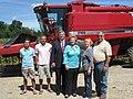 Senator Stabenow visits May Farms (6099591315).jpg