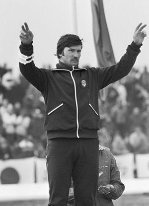 Sergey Khlebnikov - Sergey Khlebnikov in 1982