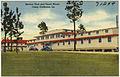 Service Club and Guest House, Camp Claiborne, La. (8185136683).jpg