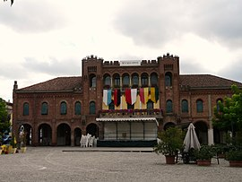 Rathaus in Sezzadio