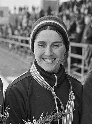Sheila Young - Sheila Young in 1975