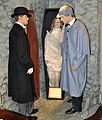 Sherlock Holmes Museum The Disappearance of Lady Frances Carfax 01.jpg