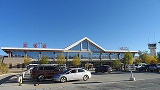 Shigatse Peace Airport airport