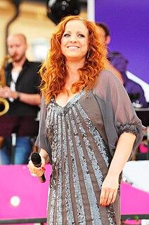 Shirley Clamp British Swedish pop singer
