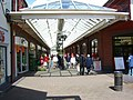 Shopping centre, Abergavenny - geograph.org.uk - 175289.jpg