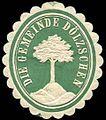 Siegelmarke Die Gemeinde Dölzschen W0262538.jpg
