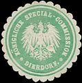 Siegelmarke K. Special-Commission Dierdorf W0383954.jpg