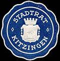 Siegelmarke Stadtrat - Kitzingen W0235618.jpg