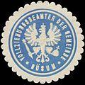 Siegelmarke Vollziehungsbeamter der Gemeinde Büsum W0383137.jpg