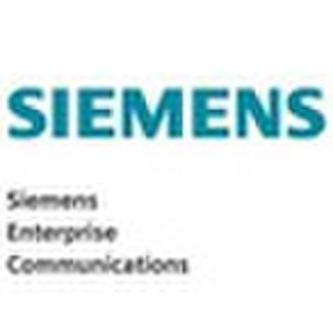 Unify Software and Solutions GmbH & Co. KG. - Logo when it was known as Siemens Enterprise Communications