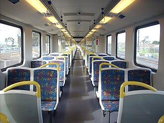 Siemens Nexas - Image: Siemens Interior