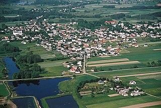 Siennica, Mińsk County Village in Masovian, Poland