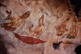 Sigiriya - Artwork