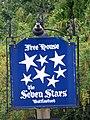 Sign for the Seven Stars - geograph.org.uk - 1428159.jpg