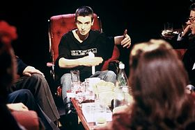 Sinéad O'Connor on After Dark 21 January 1995