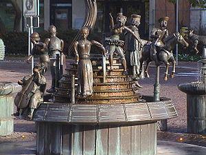 Marktplatz-Brunnen