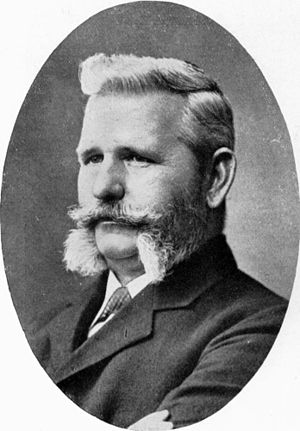 Arthur Morgan (Queensland politician) - Image: Sir Arthur Morgan