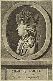 Sir Charles Asgill 2nd Baronet