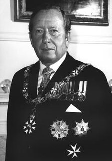 David Beattie Governor-General of New Zealand