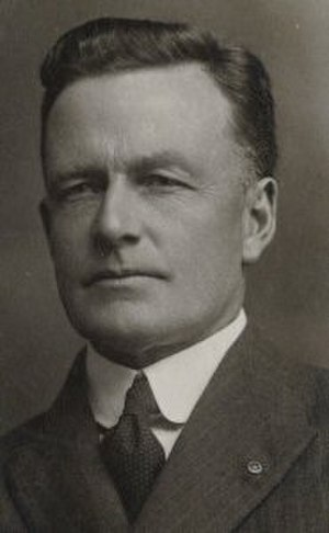 John McPhee (politician) - Image: Sir John Mc Phee