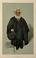 Sir William Huggins. Coloured lithograph by Sir L. Ward (Spy Wellcome V0002913.jpg