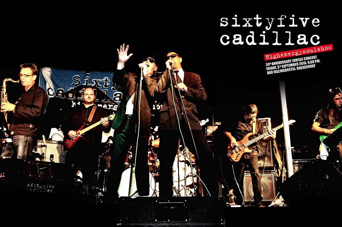 Sixtyfive Cadillac Wikipedia