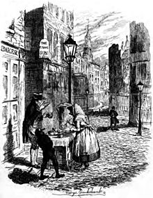 sketchez by boz In the following lively crowd scene dickens and his illustrator contrast the two  sisters arrested as prostitutes, the sixteen-year-old a brazen,.