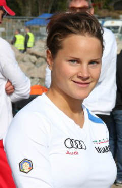Barbara Stuffer in Oslo 2010