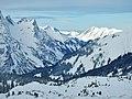 Skigebiet Warth, Blick Richtung Westen - panoramio.jpg