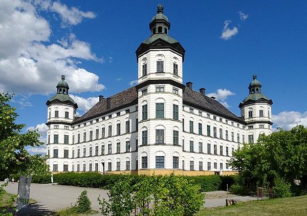 Utomhusvisningar p Skoklosters slott | Destination Sigtuna