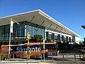 Skygate bus, Brisbane Airport.jpg