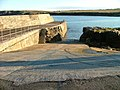 Slipway and Pier at Port Nis - geograph.org.uk - 574872.jpg