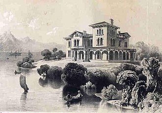 Philadelphia Girls' Rowing Club - Image: Sloan Italian Villa