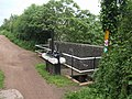 Sluice on the Worcester and Birmingham Canal - geograph.org.uk - 826053.jpg