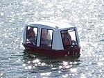Smelt fishing boat in Lake Yamanaka (2) IMG 0656 20130104.JPG