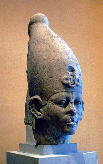 Sekhemre Khutawy Sobekhotep - Head of a statue, thought to represent Sekhemre Khutawy Sobekhotep, although other attributions have been proposed