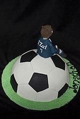 Soccer Ball Cake Decorating Ideas