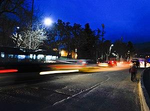Solar street light - Kabul Solar Street Light Project