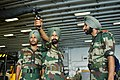 Soldier Sikh LI INF of the Indian Army practices aim during MALABAR 2006.jpg
