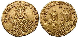 Basil I Byzantine emperor