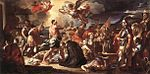 Solimena, Francesco - The Martyrdom of Sts Placidus and Flavia - 1697-1708.jpg
