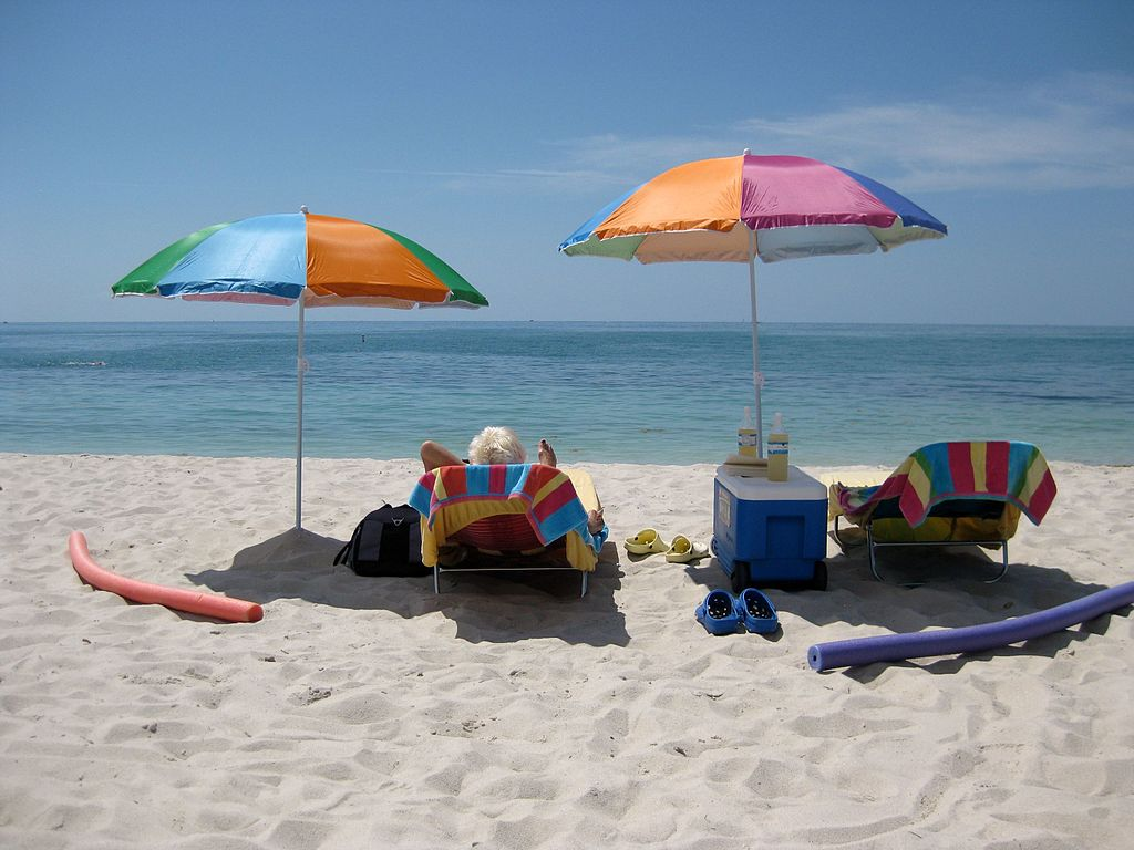 Sombrero Beach Florida Keys www.florida-infos.com - panoramio