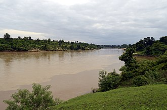 Son River - Image: Son River, Umaria district, MP, India